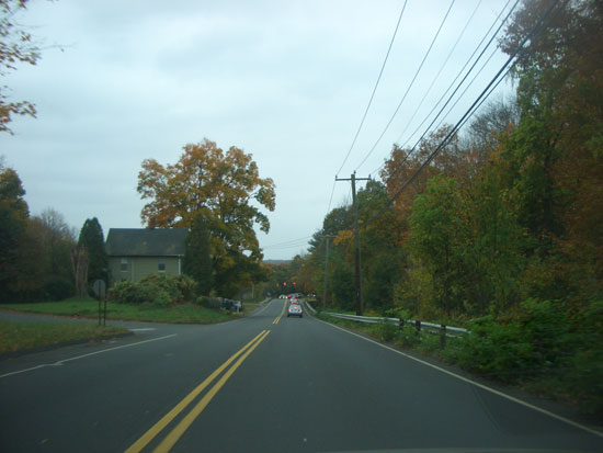 Back Roads of Connecticut