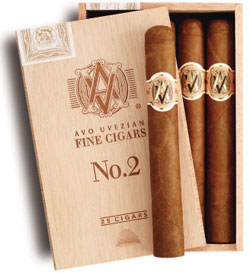 Avo No.2 Cigar Review - One SMOOOOOTH Cigar