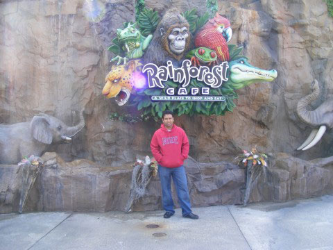 Rainforest Cafe, Orlando