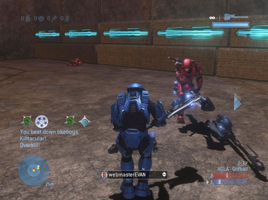 Killtacular - Halo Screen Shot