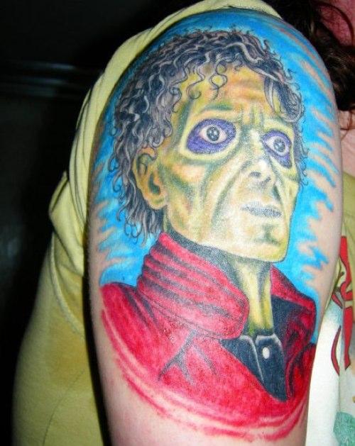 Fãs que Tatuaram Michael para sempre(TATOOS)
