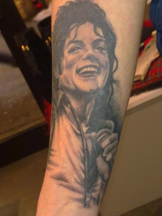 Michael Jackson Thriller Tattoo | www.pixshark.com ...