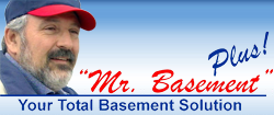 Mr. Basement Logo