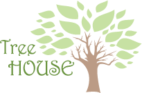 Treehouse logo created by April