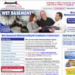 Basement Related Websites I Have Worked on