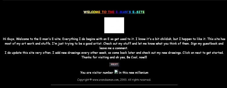 www.evandaeman.com 2000