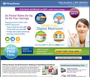 Pitney Bowes Small Business