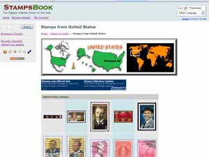 Large Online Stamps Gallery